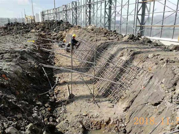 地基钢筋网应用案例