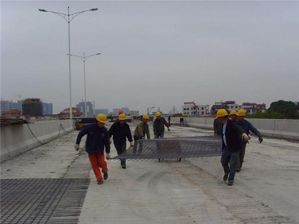 桥梁钢筋网应用案例